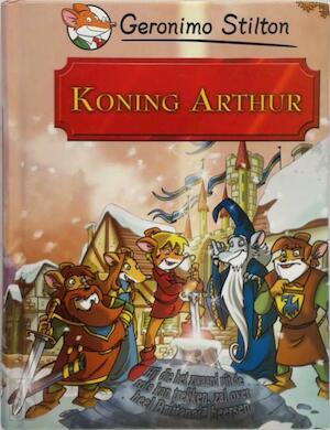 Ronde Tafel Koning Arthur.Koning Arthur Geronimo Stilton Isbn 9789054613992 De Slegte