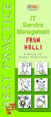 IT Service management from hell - Brian Johnson (ISBN 9789087538392)