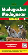 Madagaskar 1:1.000.000 (ISBN 9783707914139)