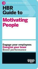 Hbr guide to motivating people (ISBN 9781633696761)
