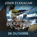 Broederband Boek 1 - De Outsiders - John Flanagan (ISBN 9789025758073)