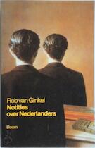 Notities over Nederlanders - R. van Ginkel (ISBN 9789053523148)