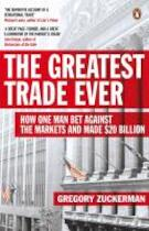 Greatest Trade Ever - Gregory Zuckerman (ISBN 9780141043159)