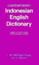 Contemporary Indonesian-English dictionary - A. Ed Schmidgall Tellings, Alan M. Stevens (ISBN 9780821404249)