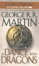 Dance with Dragons - george r. r. martin (ISBN 9780553841121)