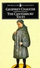The Canterbury tales - Geoffrey Chaucer (ISBN 9780140440225)