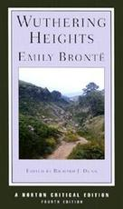 Wuthering Heights 4e (NCE) - Emily Brontë (ISBN 9780393978896)