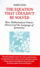 The Equation that Couldn't be Solved - Mario Livio (ISBN 9780285637894)