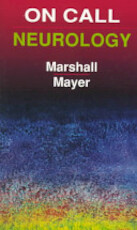 On Call Neurology - Randolph S. Marshall, Stephan A. Mayer (ISBN 9780721665238)