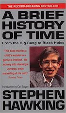 A brief history of time - stephen hawking (ISBN 9780553176988)