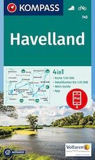 Havelland 1:50 000 (ISBN 9783990442555)