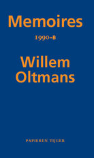 Memoires 1990-B - Willem Oltmans (ISBN 9789067283427)