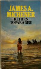 Return to paradise - James A. Michener (ISBN 0552084069)