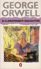 A clergyman's daughter - George Orwell (ISBN 9780140018776)