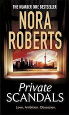 Private scandals - nora roberts (ISBN 9780349407937)