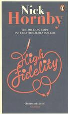 High Fidelity - nick hornby (ISBN 9780241969908)