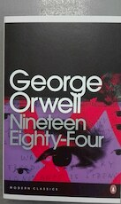 Nineteen eighty-four - george orwell (ISBN 9780141187761)