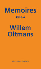 Memoires 1990-A - Willem Oltmans (ISBN 9789067283410)