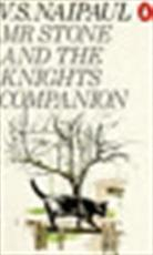 Mr Stone and the Knights Companion - Vidiadhar Surajprasad Naipaul (ISBN 9780140037128)