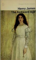 The awkward age - Henry James (ISBN 9780140024517)