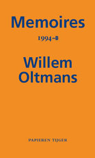 Memoires 1994-B - Willem Oltmans (ISBN 9789067283519)