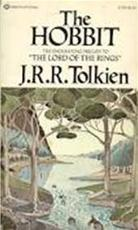 The hobbit or There and back again - John Ronald Reuel Tolkien