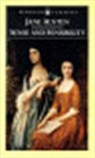 Sense and sensibility - Jane Austen (ISBN 9780140430479)