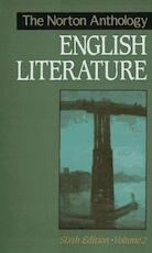 The Norton anthology of English literature - Meyer Howard Abrams (ISBN 9780393962901)