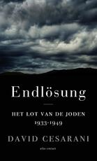 Endlösung - David Cesarani (ISBN 9789045034911)