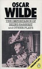 The importance of being earnest and other plays - Oscar Wilde (ISBN 9780140482096)