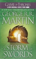 Song of ice and fire Storm of swords - george r r martin (ISBN 9780008115425)