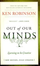 Out of Our Minds - Ken Robinson (ISBN 9781907312472)
