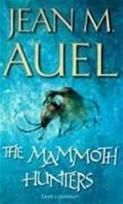 The mammoth hunters - Jean M. Auel (ISBN 9780340824443)