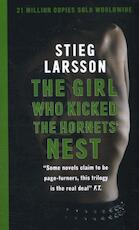 The Girl Who Kicked the Hornets' Nest - stieg larsson (ISBN 9780857054111)