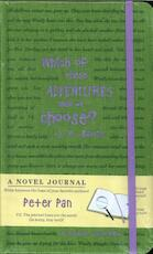 Novel Journal: Peter Pan (Compact) - Sir J. M. Barrie (ISBN 9781626866034)