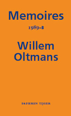 Memoires 1989-B - Willem Oltmans (ISBN 9789067283373)