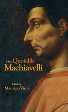 Quotable machiavelli - niccolo machiavelli (ISBN 9780691164366)