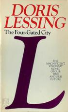 The four-gated city - Doris Lessing (ISBN 9780586036204)