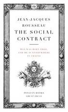 The Social Contract - jean-jacques rousseau (ISBN 9780141018881)