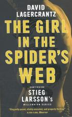 The Girl in the Spider's Web - david lagercrantz (ISBN 9780857055323)