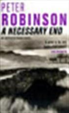 A Necessary End - Peter Robinson (ISBN 9780330455411)