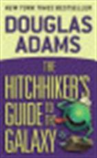 The hitchhiker's guide to the galaxy - douglas adams (ISBN 9780345391803)
