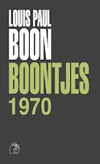 Boontjes 1970 - Louis Paul Boon