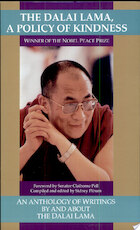 Policy of Kindness - H.H. The Fourteenth Dalai Lama (ISBN 9781559397698)