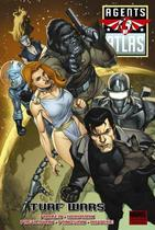 Agents of Atlas: Turf Wars - Parker, Hardman, Pagulayan, Panosian, Rivoche (ISBN 9780785142768)
