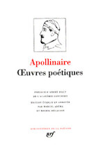 Oeuvres poétiques - Apollinaire (ISBN 9782070100156)