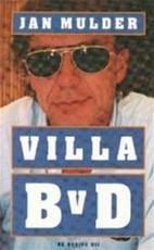 Villa BvD - Jan Mulder (ISBN 9789023438359)