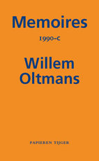 Memoires 1990-C - Willem Oltmans (ISBN 9789067283434)