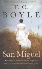 San Miguel - Tom Coraghessan Boyle (ISBN 9781408842591)