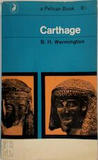 Carthage, By B.H. Warmington - Brian Herbert Warmington